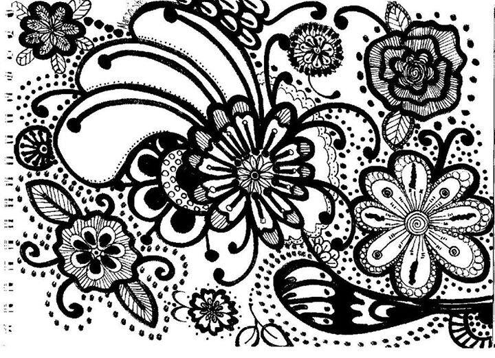 Flores psicodelicas