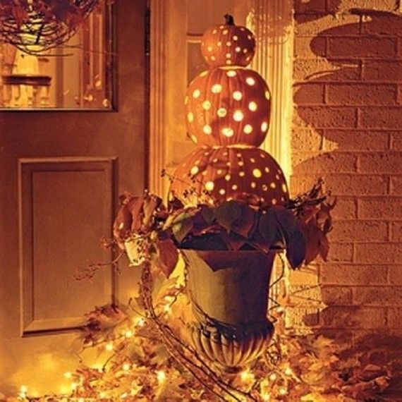 lassy outdoor halloween decorations - Google Search
