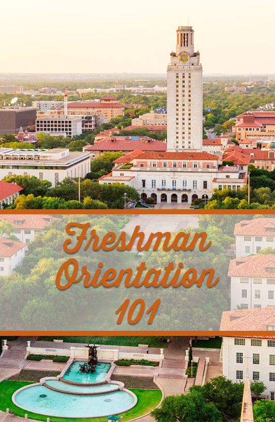 Orientation: it's the first taste of college at the University of Texas at Austin, freedom, of the next four years of your life. But what exactly...is it? Here's the low-down on everything you'll be doing, and all you need to know to make it through.