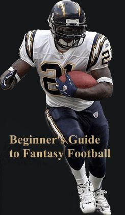 Beginner's Guide to Fantasy Football-clearly I'm trying not to be terrible
