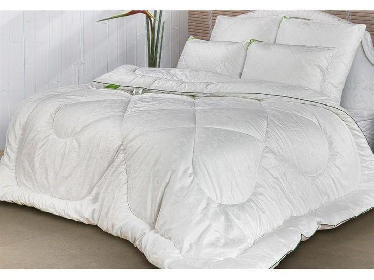 Готовыйкомплект Verossa Natural Line Bamboo.Подушки и одеяла с наполнителем из бамбукового волокна дарят непревзойденное ощущение комфорта в любое время года, позволяя коже дышать.