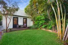Sunny landscaped gardens, outdoor dining/BBQ area, separate self-contained studio