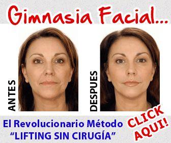 gimnasia facial | Gimnasia Facial ¿Funciona?