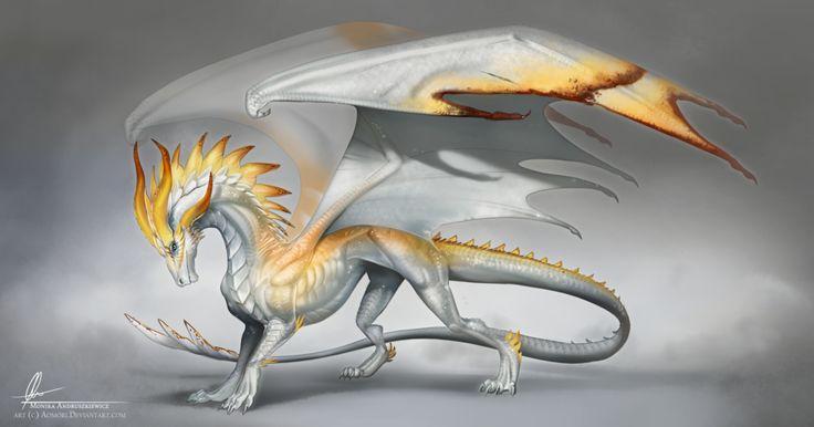 Mayvara the sun dragoness by Aomori on DeviantArt