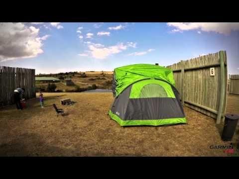 Lake Eland Tent Time Lapse - YouTube