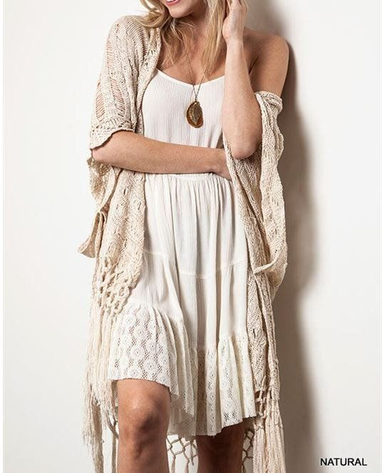 Best 25  Boho kimono ideas on Pinterest | Kimono, Kimono style and ...