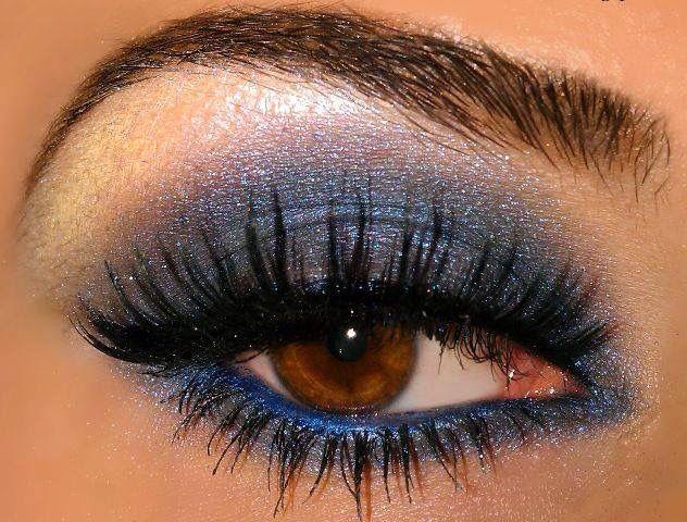 #SmokeyLook #Mascara #EyeLiner