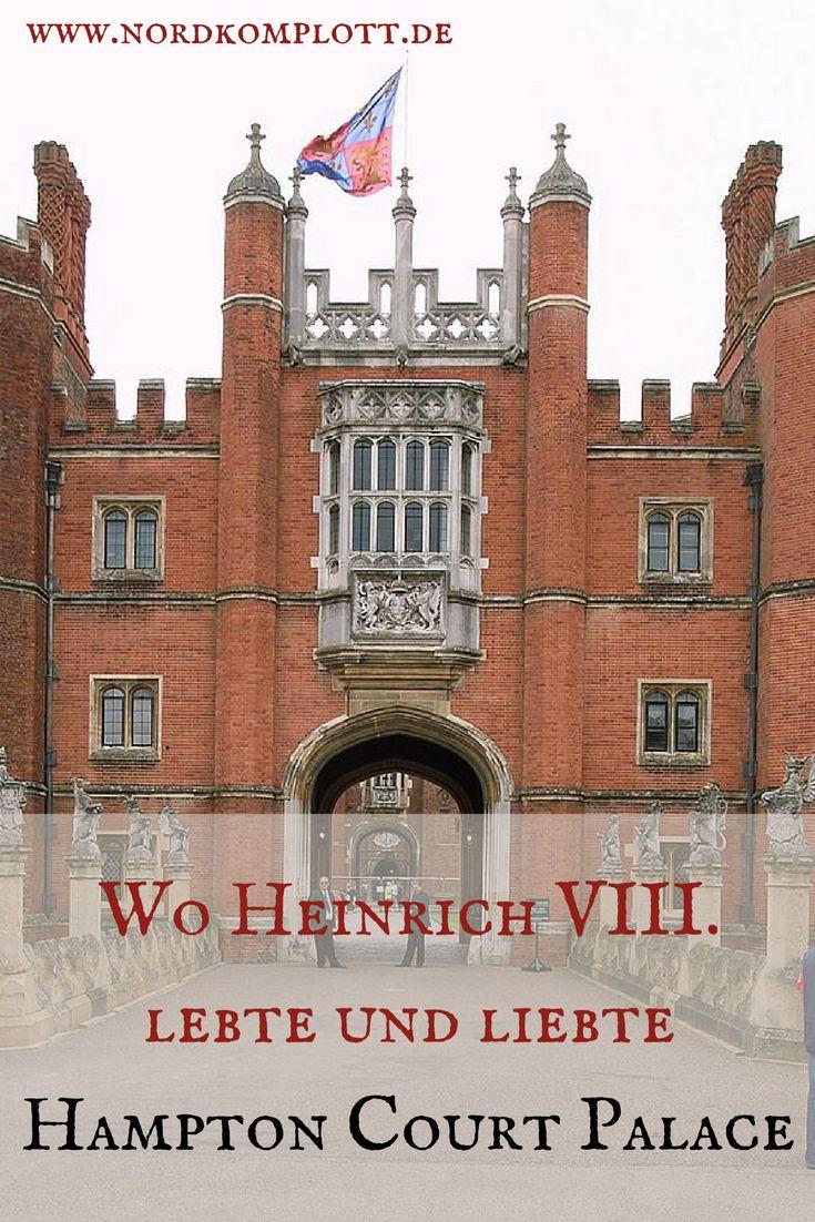 Hampton Court  – der königliche Palast an der Themse. Heimat vieler englischer Monarchen im Lauf der Jahrhunderte, doch mit dem legendären Tudorkönig Heinrich VIII. und seinen sechs Frauen wird Hampton Court am stärksten in Verbindung gebracht.