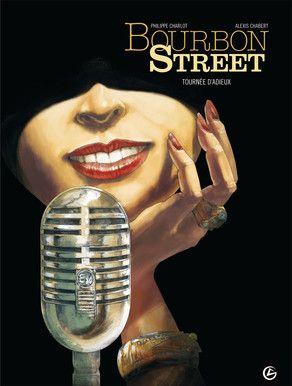 BOURBON STREET tome 2  Sortie le 3 octobre en librairie