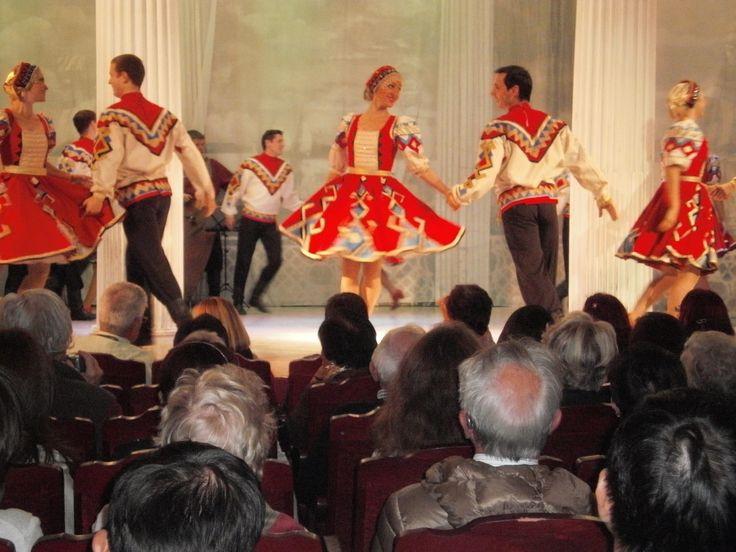 danzas grupales