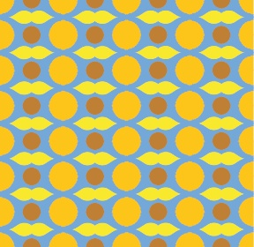 Pattern 10 - Inspired by sunflowers
