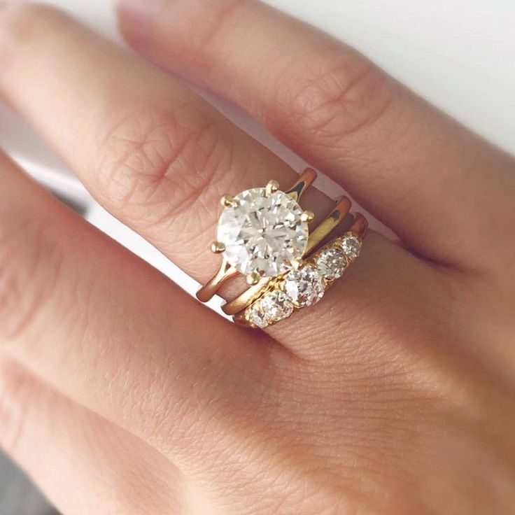 267 best images about [ wedding ] • rings on Pinterest