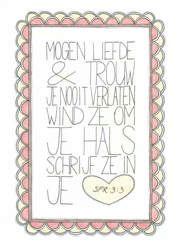 Liefde en trouw, made by hartverwarmend