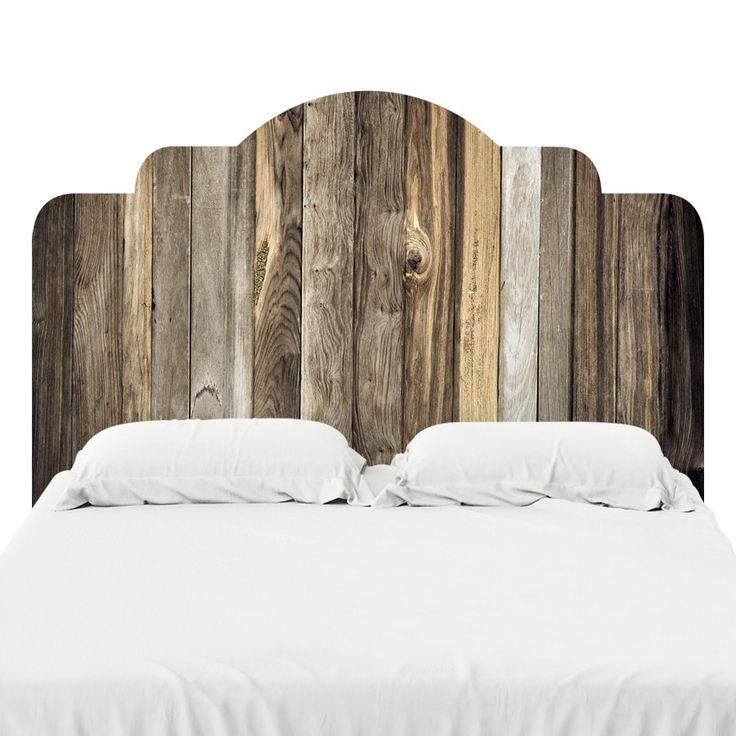 25 best ideas about barn wood headboard on pinterest for Mural headboard