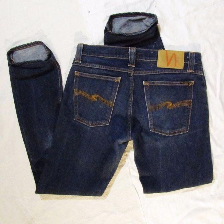 ladies jeans skinny Nudie  Super Slim Kim 30/32 #Nudie #SlimSkinny