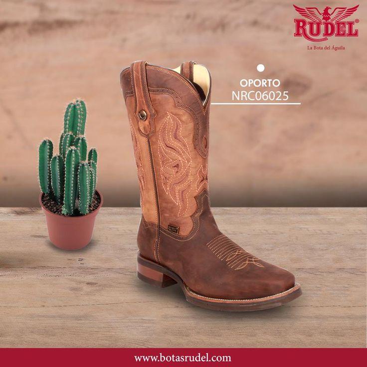 Impón tu estilo con el modelo #Oporto. #LaBotaDelÁguila. Caballero, Rodeo Urbana Corte Piel Res, Forro Flor De Cerdo, Entresuela Cuero Y Antiderrapante Bordado Tradicional Producto Artesanal Fabricado Por Manos Mexicanas . . .  #boots #cowboy #western #leongto #caballero #westernstyle #rodeo #lunes #paseo #botas #monta #norteño #maestro #vaquero #ranchwork #rodeostyle #contry #moda #ranch #photo #vivemexico #jaripeo #coleadero #mexicomagico #ganaderia #guanajuato #artesanal #TradicionRudel.