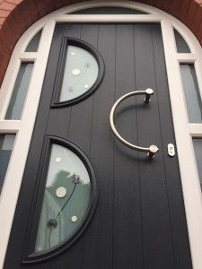 Mrs Partington lives in a semi-detached red brick house in a small village near Preston. & 17 best Solidors Happy Customers images on Pinterest | Front doors ... pezcame.com