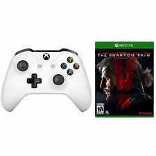 xBox One S White Wireless Controller Metal Gear Solid V: Phantom Pain Bundle #LavaHot http://www.lavahotdeals.com/us/cheap/xbox-white-wireless-controller-metal-gear-solid-phantom/189094?utm_source=pinterest&utm_medium=rss&utm_campaign=at_lavahotdealsus