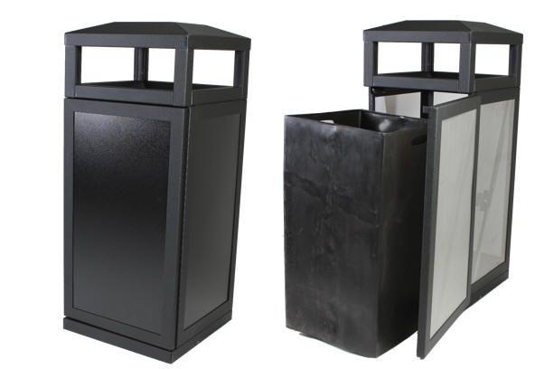 85 Best Images About Trash Cans On Pinterest Trash Bins