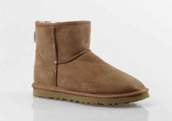 UGG 5854 Sko(Chestnut) [UGG 0063] - NOK890 : billig ugg støvler butikken i Norge!