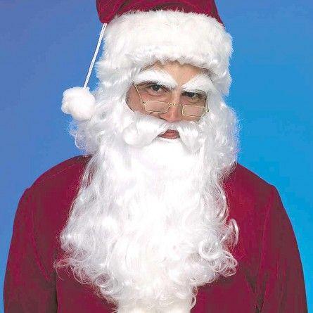 Adult Santa Wig Moustache-Beard