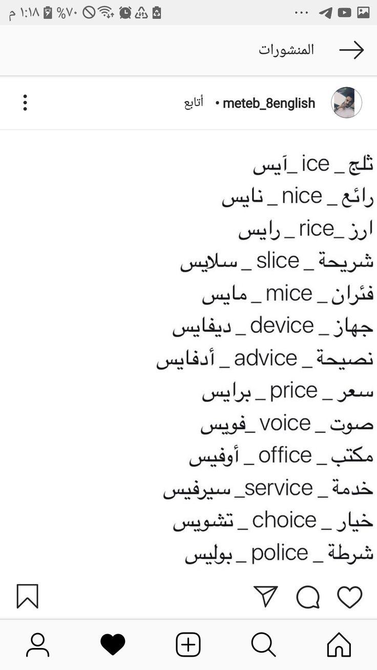 Learning Arabic Msa Fabiennem English Language Learning Grammar Learn English Words English Phrases