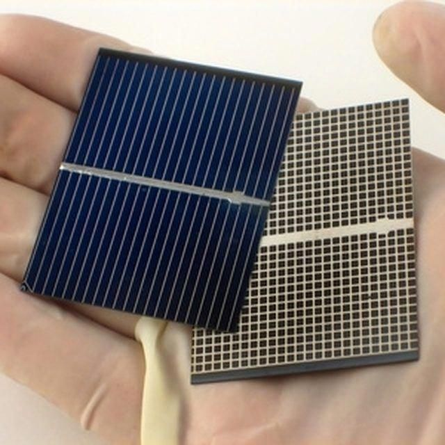 You Can Wire Individual Solar Cells Together To Make Your Own Solar Panel Solarenergy Howtomakesolarpanels Homemade Solar Panels Solar Energy Panels Diy Solar