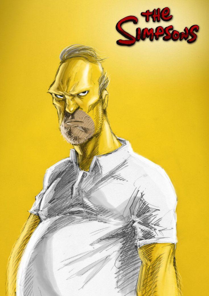 Hommer manga