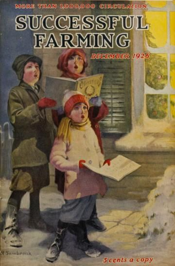 Covers of Christmas past | Living the Country Life