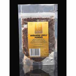 Habanero Chilli Powder - Spices of India