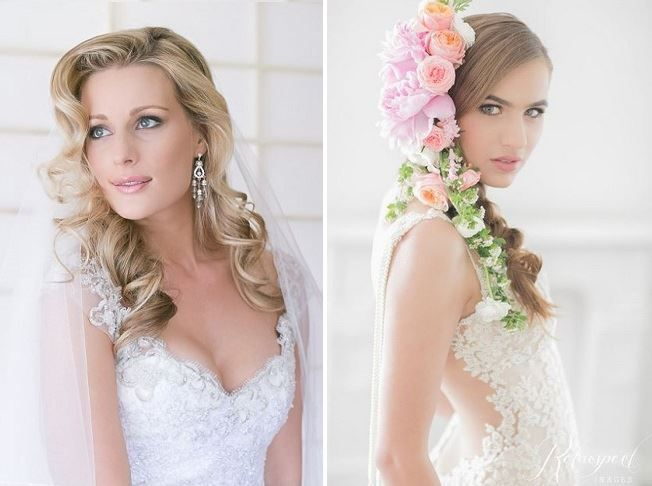 Top 20 Fabulous Updo Wedding Hairstyles: 17 Best Images About Bridal Hair Do's On Pinterest