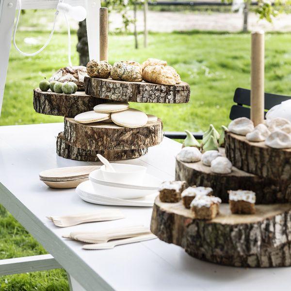 Buiten ♥ feest: DIY voor op de buitentafel