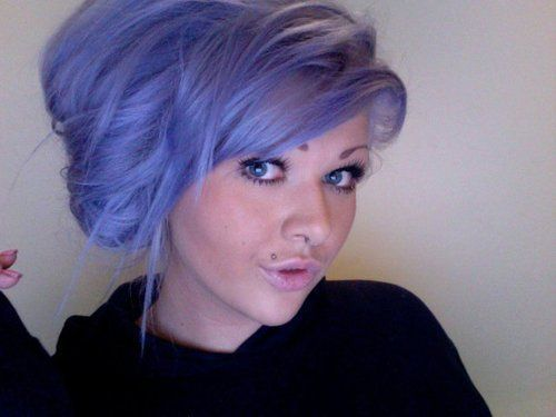 how to get lilac hair without dye