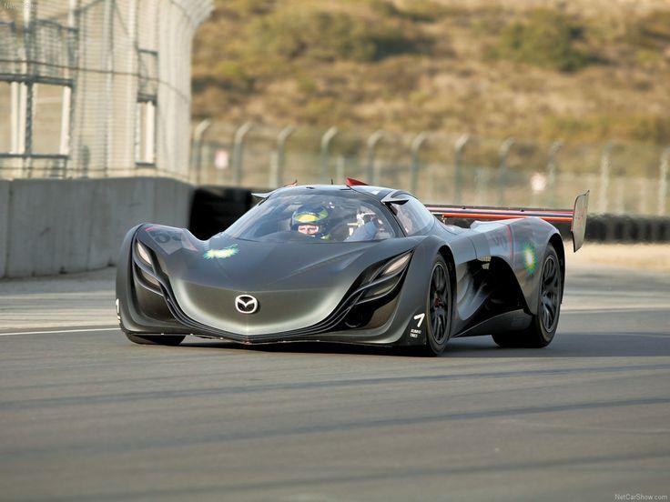 Mazda Furai Concept 2