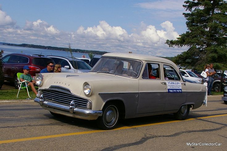 Do you know what a Zodiac is? If not, you need to read this MSCC owner's story. Here's the link: http://mystarcollectorcar.com/february-2018-a-1959-ford-zo…/ #59Zodiac
