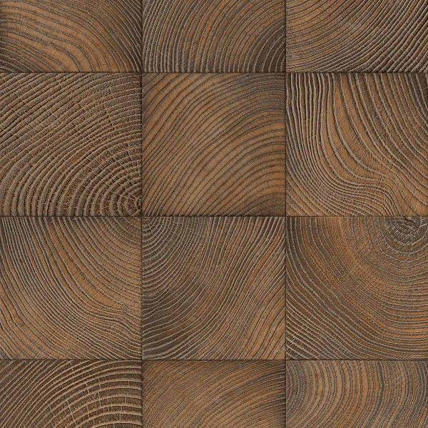 """Rouleau sol PVC/Vinyle - IVC Woodland """"7233777 Tobacco 541"""""""