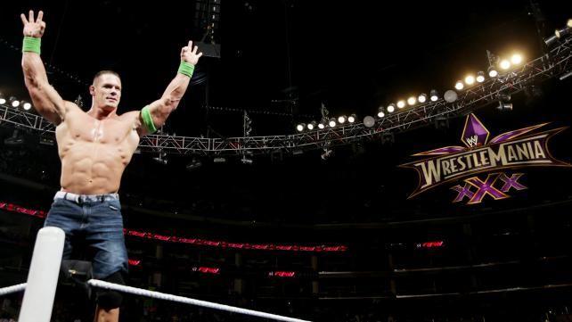 John Cena vs. Randy Orton: photos | WWE.com