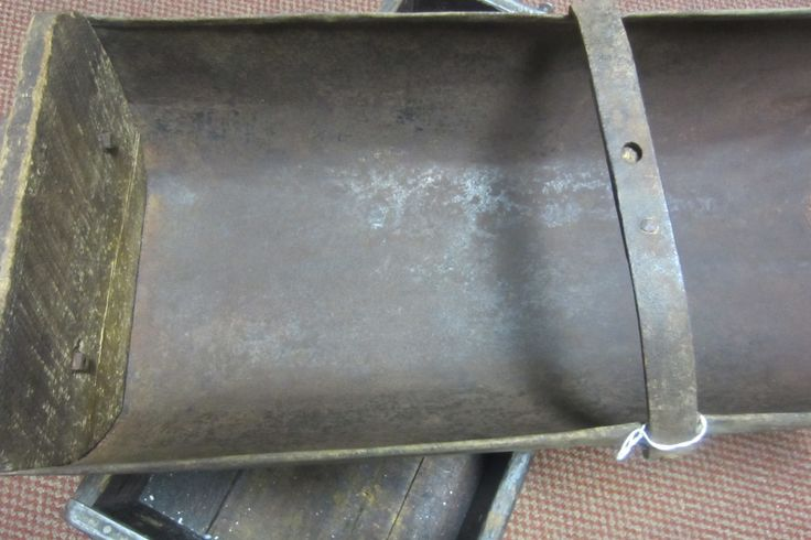 For sale...antiique  grain bin scoop...SOLD
