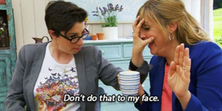 14 times Mel and Sue were the best thing to happen to GBBO ...