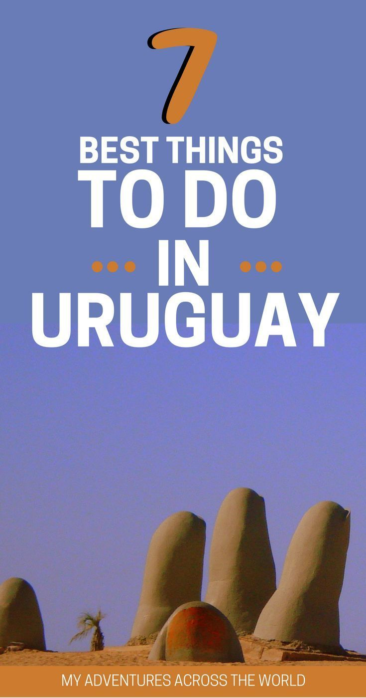 Many people travel around South America, but Uruguay is often a forgotten country. Too bad, cause there is lots to do in Uruguay! Click to read a complete Uruguay travel guide, which includes the best things to do in Uruguay, where to stay in Uruguay, and