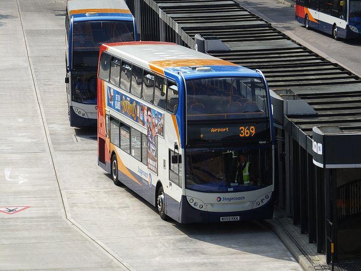 MX59KKA Stockport Bus Station