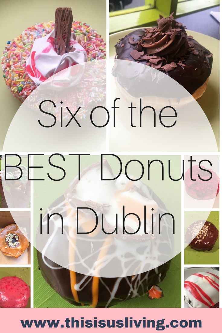 The best of the year - National Donut Day! Dublin might be known for Guinness, and for pub crawls and for cliff walks and canal views. But Dublin needs to be known for making some of the best donuts we have ever eaten! These are my absolute fave donuts, and where you can find these magical sweet goodies yourself here in Dublin. Give them a try and let me know which is your fave!