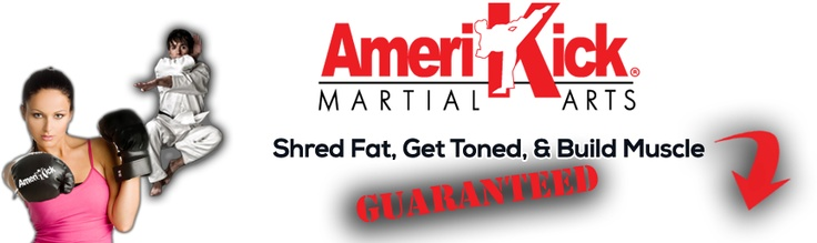 Adriana Shannon Will Never Be Bullied Again Thanks To Amerikick | Kids Karate Classes for Kids