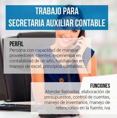 @fundacionsiigo ¡En Bogotá! Interesados enviar hoja de vida a comercializadoratv@hotmail.com Revisa más ofertas disponibles para ti y aplica a la que más se ajuste a tu perfil http://bit.ly/23q9Id1
