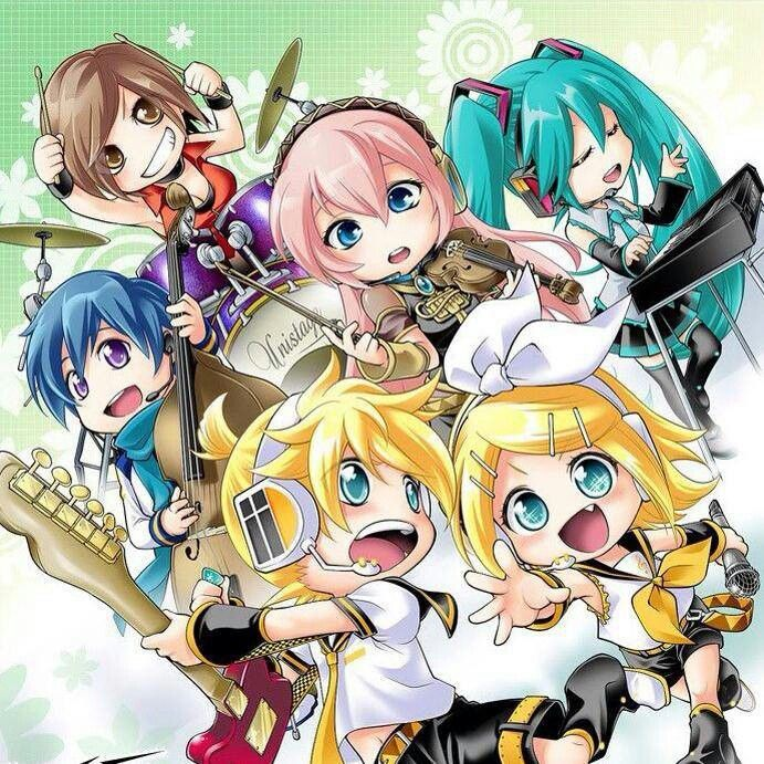 17 Best images about Chibi vocaloid on Pinterest | Mobiles ...  17 Best images ...