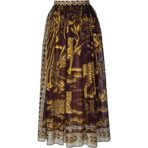 Cheetah Skirt ❤ liked on Polyvore featuring skirts, brown skirt, cheetah skirt and cheetah print skirt