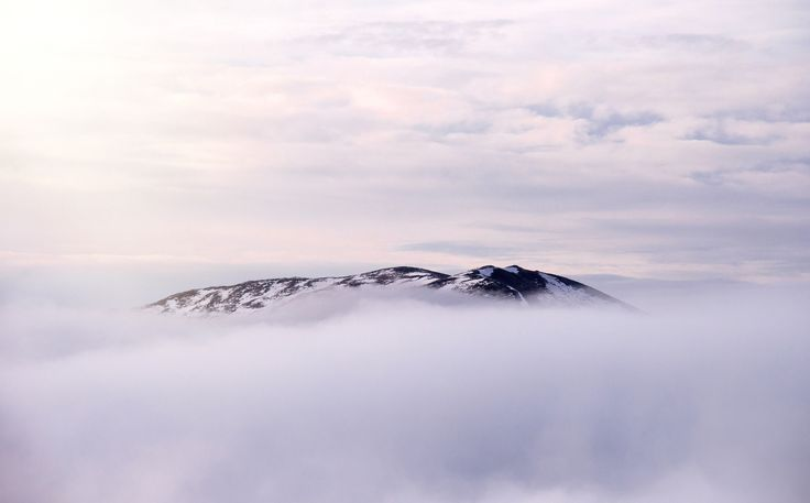 Above The Clouds - Photo taken in Romania,Ciucas mountains.