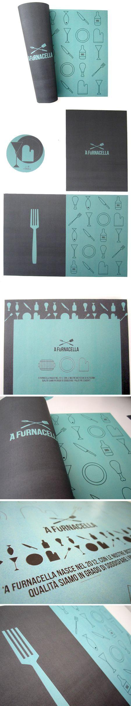 A' Furnacella #branding #logo #design