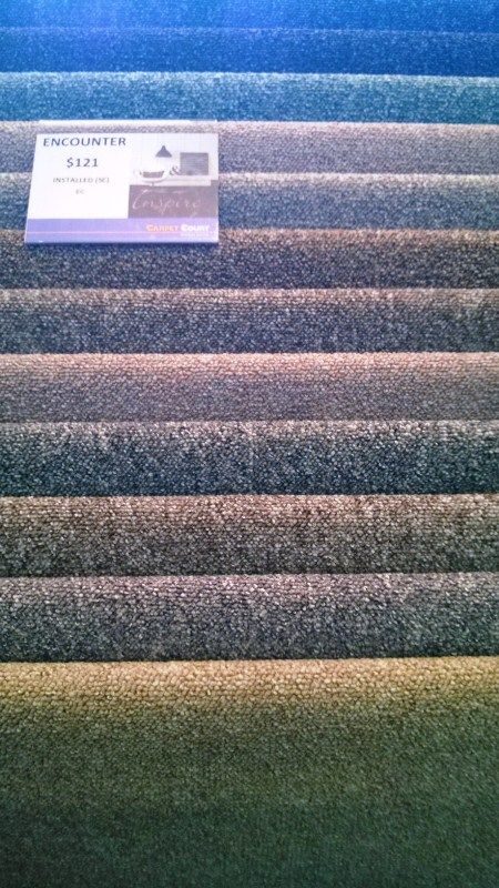 Encounter Rental Carpet $129 installed - Hard wearing Polypropylene