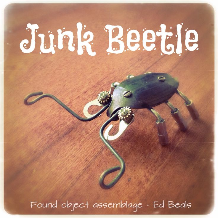 The Fifth Beetle. I will call him George. ;)